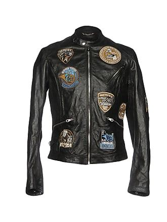 Vestes En Cuir Dolce   Gabbana®   Achetez jusqu  à −55%   Stylight 1e3be09e85ef