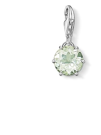 Thomas Sabo Thomas Sabo Charm pendant birth stone August green 1261-465-33
