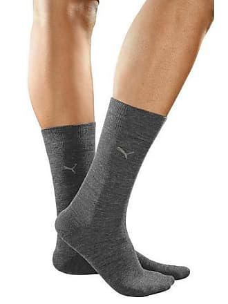 991792e0607acf Puma basic sokken (set van 4 paar) met knelvrije comfortrand
