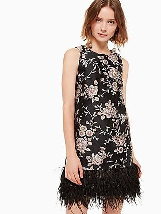 Kate Spade New York Chinoiserie Pamella Dress, Black - Size 4