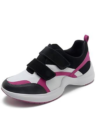 Ramarim Tênis Ramarim Dad Sneaker Chunky Branco/Preto