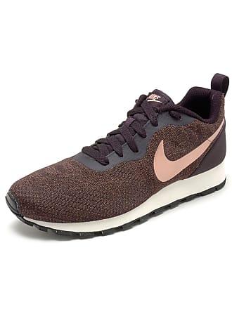 Nike Tênis Nike Sportswear Wmns Nike Md Runner 2 Eng Mesh Marrom/Rosa
