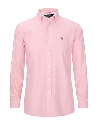 131892afc62055 Polo Ralph Lauren Oxfordhemd Slim Fit von Polo Ralph Lauren in Rose für  Herren