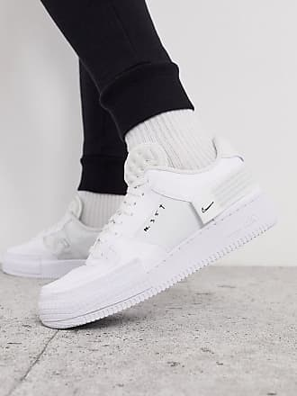 Nike Air Force 1 Type trainers in white