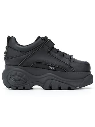 e27381420 Buffalo Classic platform sneakers - Black