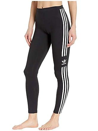 780a4d60c adidas Originals Trefoil Tights (Black 1) Womens Workout