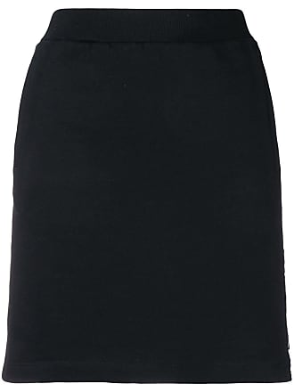 e72f825552 Calvin Klein Jeans logo band mini skirt - Black