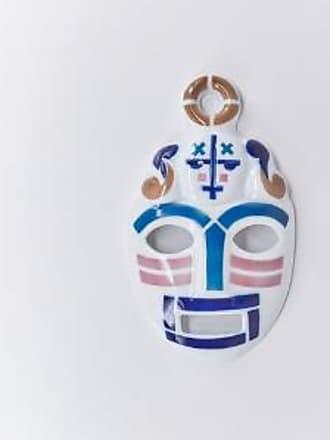 Sargadelos Careta-Maske N 2 - White/Blue/Pink