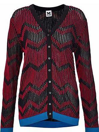 M Missoni M Missoni Woman Jacquard-knit Cardigan Multicolor Size 38