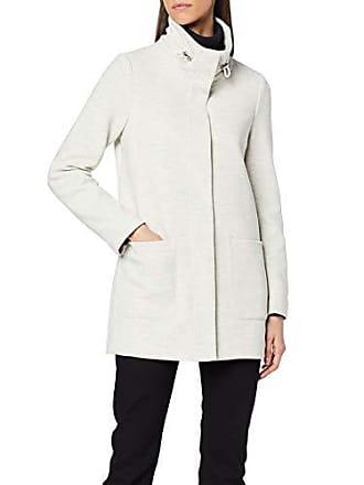 b8325872515976 Tom Tailor Damen Jacke Sweatmantel in Einer schlichten A-Linie