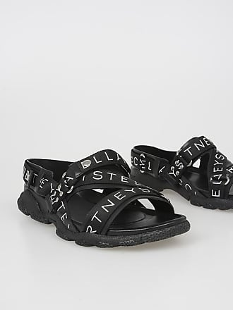 Stella McCartney Logo Printed Sandals size 44