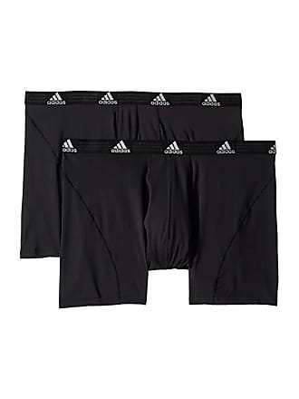 ce2dfa109d3c adidas Big Tall Sport Performance Climalite(r) 2-Pack Boxer Brief (Black