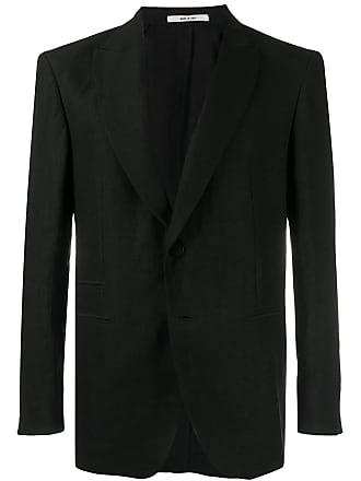 Isabel Benenato single-breasted blazer - Black