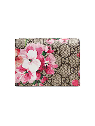 c4a362f1b01 Gucci GG Blooms card case - Neutrals