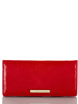 Brahmin Ady Wallet Candy Apple Eisenhower