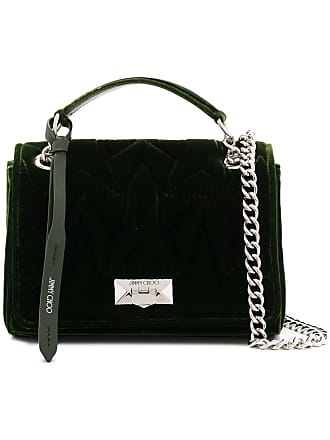 Jimmy Choo London Bolsa tiracolo Helia - Verde