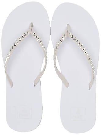 148a4b5be Reef Womens Bliss Embellish Flip-Flop, Bridal, 070 M US