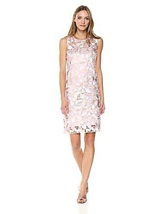 5e9bbf1af47f Elie Tahari Womens Biebra Dress, Pink/Multi, 6. In high demand