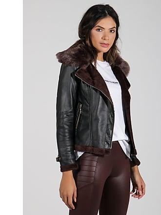 La Mandinne Jaqueta Pelo Leather P