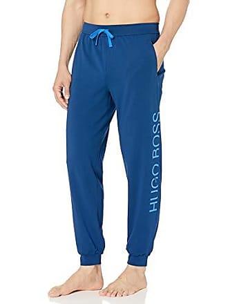 bc605b2cb HUGO BOSS BOSS Mens Identity Jogger Lounge Pants, Bright Blue, L