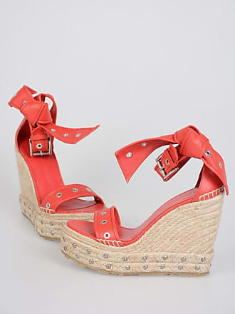 968a196d79 Alexander McQueen® Wedge Sandals: Must-Haves on Sale up to −50 ...