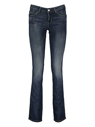32fb80ceb5a7 Guess Jeans curve x regular slim cigar vita medio alta donna