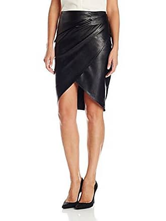 f6d5e7570601 Black Leather Skirts: 27 Products & up to −82% | Stylight