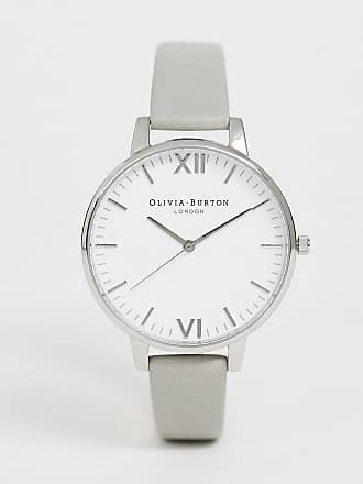 ce0fcaedf Olivia Burton OB16TL12 Timeless leather watch - Grey