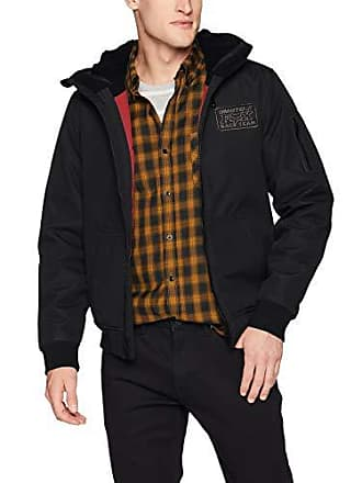 Fox Mens Machinist Jacket, Black M