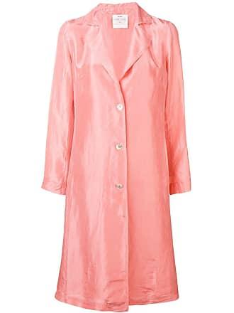 Forte_Forte Pompelmo Rosa coat - Pink