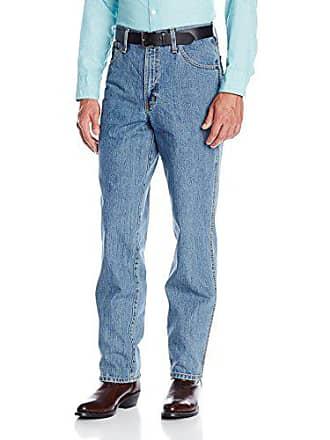 Cinch Mens Big and Tall Green Label Slim Fit Jean, Medium Stonewash, 31W x 40L