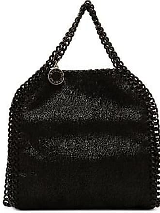 9d7f6c2b397f Stella McCartney Tiny Bella Black Chain Falabella