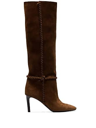 3cbdcbc66f2 Saint Laurent® Leather Boots: Must-Haves on Sale up to −76% | Stylight