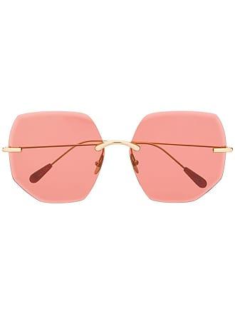 Kaleos Óculos de sol Brand - Dourado