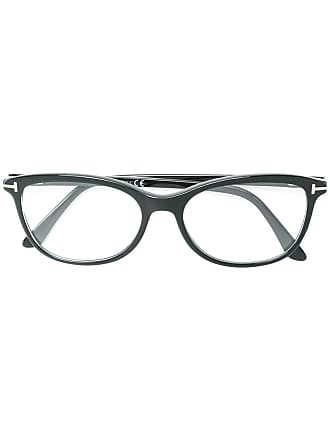 Tom Ford Eyewear square frame glasses - Black