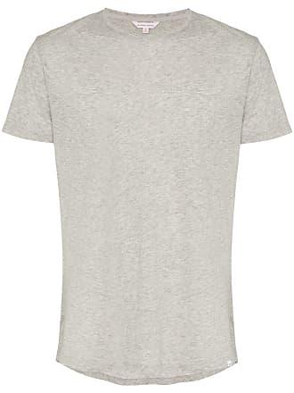 Orlebar Brown Camiseta mangas curtas - Cinza
