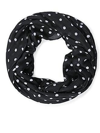 Street One 570527, Echarpe Femme, Noir (Black 20001), Taille Unique 0493c981357