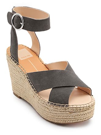 Dolce Vita Sylas Espadrille Crossover Wedge Sandal