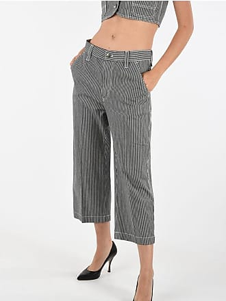 Marc Jacobs Striped Wide Leg Pant Größe 4