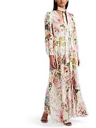 04fecfc0d6e Zimmermann Womens Juniper Floral Linen Dress Size 0