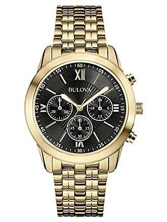 8a3893dd098 Bulova Relógio Masculino Bulova Analógico WB22346U - Dourado