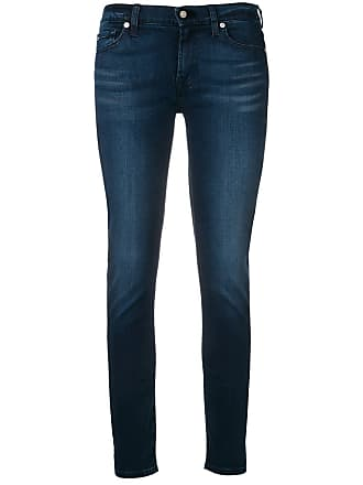 7 For All Mankind classic skinny jeans - Azul