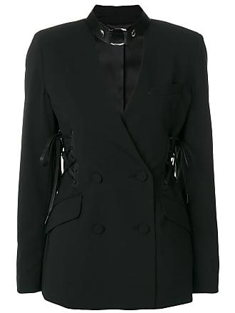 Alyx bondage collar blazer - Black