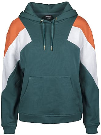 428e2ddd105c0 Urban Classics Sweat À Capuche Oversize Tricolore - Sweat-shirt à capuche -  pour dames