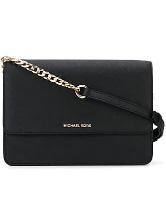 5d11beed859b Michael Michael Kors Daniela crossbody bag - Black