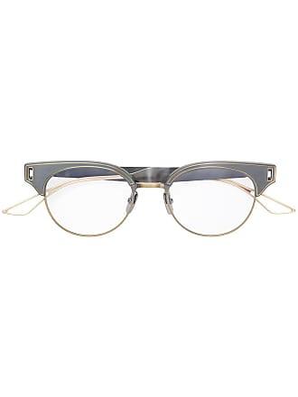 Dita Eyewear Armação de óculos Brixa - Metálico