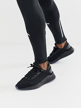 New Balance running Lazr sneakers in black - Black
