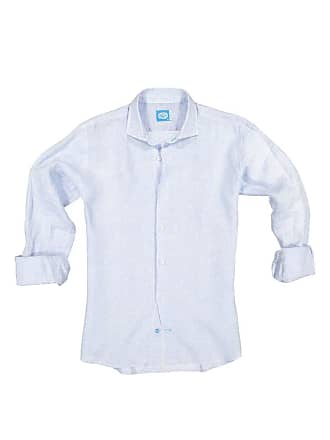 Panareha FIJI linen shirt light blue