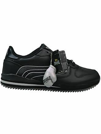f55d38fe049d2 Lonsdale London Schuh / Sneaker / Turnschuh Classic II Schwarz 117021 5215