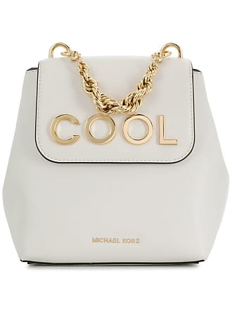 Michael Michael Kors Mott extra-small embellished backpack - Branco